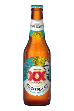 Dos Equis Mexican Pale Ale Beer