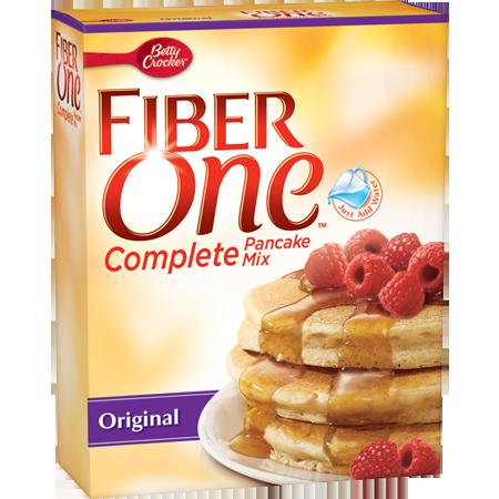 Fiber One Complete Pancake Mix Original