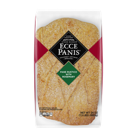 Ecce Panis® Hand Crafted Stone Baked® Pane Rustico With Rosemary Gourmet Artisan Breads