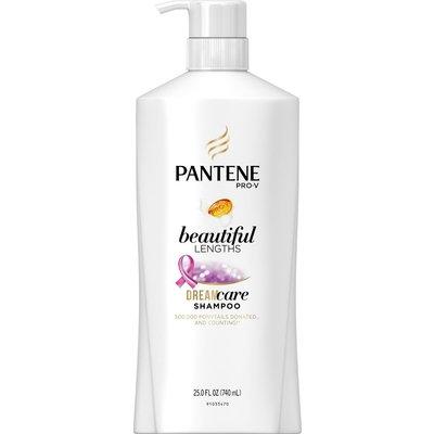 Pantene Pro-V Beautiful Lengths Dream Care Shampoo, 25.4 oz