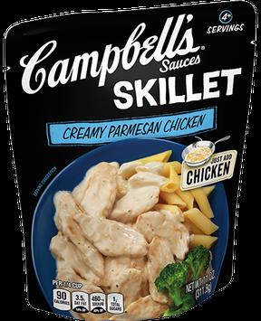 Campbell's® Creamy Parmesan Chicken Skillet Sauce