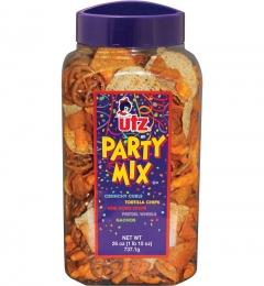 Utz Party Mix Barrel