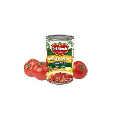 Del Monte® Zucchini With Italian Style Tomato Sauce