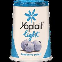 Yoplait® Light Blueberry Patch Fat Free Yogurt