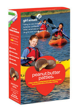 Peanut Butter Patties®/ Tagalongs® Girl Scout Cookies