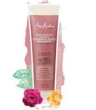SheaMoisture Peace Rose Oil Complex Nourish & Silken Shampoo