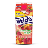 Welch's® Strawberry Peach Refrigerated Cocktail