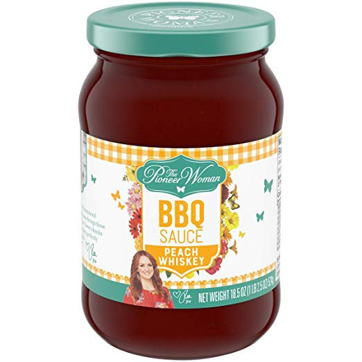 Walden Italian Kitchen: The Pioneer Woman BBQ Sauce Peach Whiskey Reviews 2019