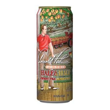 AriZona Arnold Palmer Zero Half & Half Peach Tea Lemonade