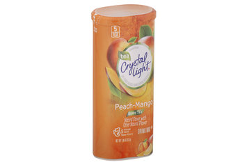 Crystal Light Multiserve Green Tea Peach Mango