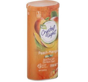 Crystal Light Multiserve Green Tea Peach Mango