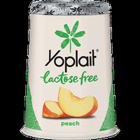 Yoplait® Lactose Free Peach Yogurt