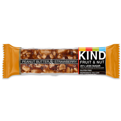 KIND® Peanut Butter & Strawberry