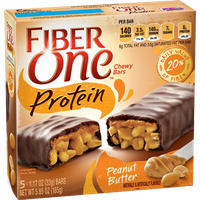 Fiber One Protein Chewy Bars Peanut Butter