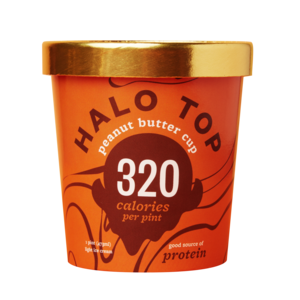 Halo Top Peanut Butter Cup Ice Cream Reviews 2019