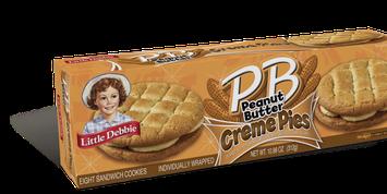 Little Debbie® Peanut Butter Creme Pie