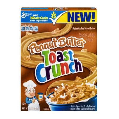 Cinnamon Toast Crunch Peanut Butter Cereal