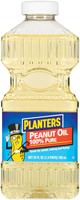 Planters Peanut Oil Jar