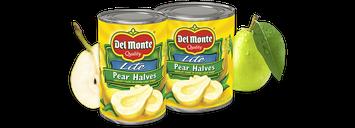 Del Monte® Pear Halves - Lite