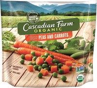 Cascadian Farm Organic Peas & Carrots