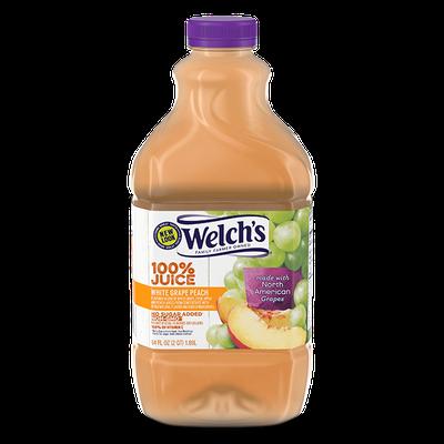Welch's® 100% Juice White Grape Peach