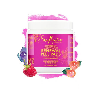 SheaMoisture Superfruit Multi-Vitamin Renewal Peel Pads