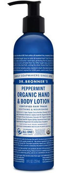 Dr. Bronner's Peppermint Organic Hand & Body Lotion