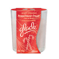 Glade Candle Peppermint Crush