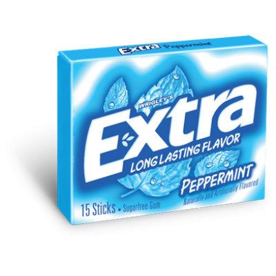 Wrigley Extra Peppermint Sugar-Free Gum