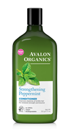 Avalon Organics Strengthening Peppermint Conditioner