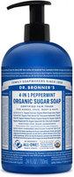 Dr. Bronner's 4-in1 Sugar Peppermint Organic Sugar Soap