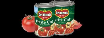 Del Monte® Petite Cut® Diced Tomatoes