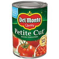Del Monte® Quality Petite Cut Diced Tomatoes