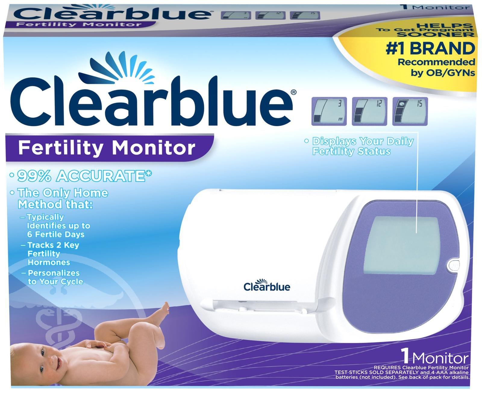 Clearblue Advanced Monitor di Fertilità - Facilita la ...