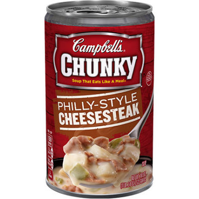 Campbell's® Chunky Philly-Style Cheesesteak Soup
