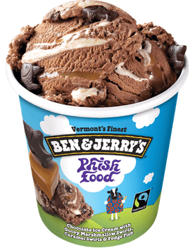 Ben & Jerry's® Phish Food Ice Cream