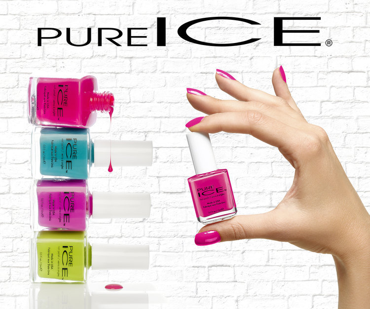 Pure Ice Nail Polish Reviews