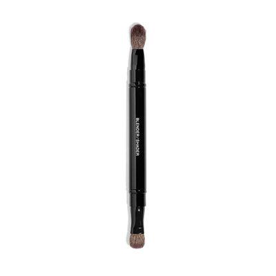 CHANEL Pinceau Duo Paupières Rétractable Retractable Dual-Tip Eyeshadow Brush