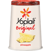 Yoplait® Original Pineapple Yogurt