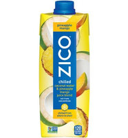 ZICO® Chilled Coconut Water & Pineapple Mango
