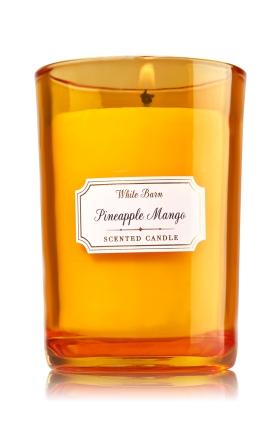 Bath & Body Works Pineapple Mango Candle