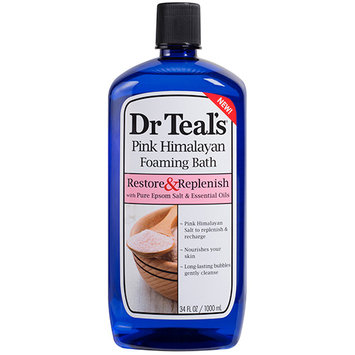 Dr Teal's® Restore & Replenish Foaming Bath With Pure Epsom Salt