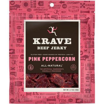 Hershey's Krave Pink Peppercorn Beef Jerky