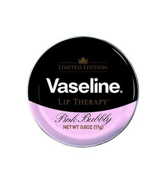 Vaseline Limited Edition Lip Therapy Pink Bubbly Tin