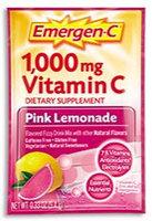 Emergen-C 1,000 mg Vitamin C Pink Lemonade
