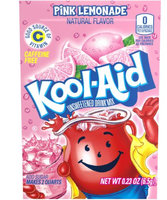 Kool-Aid Pink Lemonade Unsweetened Drink Mix