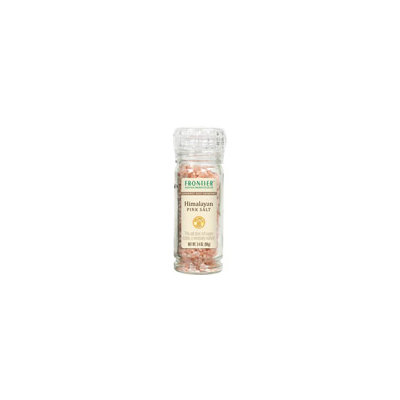 Frontier Natural Products - Gourmet Salt Grinder Himalayan Pink Salt - 3.4 oz.