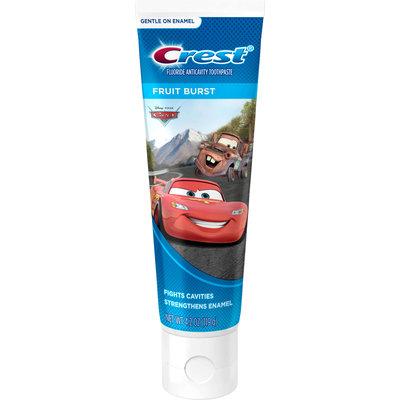 Crest Pro-Health Stages Disney Pixar Cars and Planes Toothpaste Fruit Burst