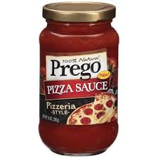Prego® Natural Pizzeria Style Pizza Sauce