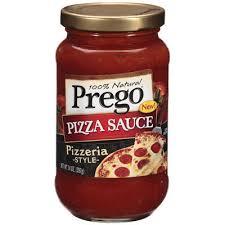Prego® Natural Pizzeria Style Pizza Sauce